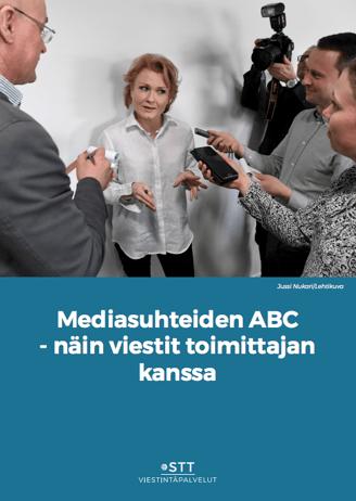 STT Viestintäpalvelut - Mediasuhteiden ABC